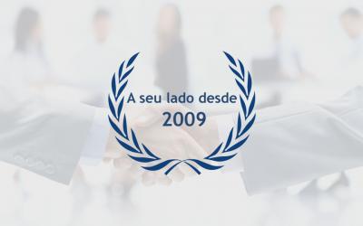 A seu lado desde 2009, porque o seu sucesso é o nosso Êxito