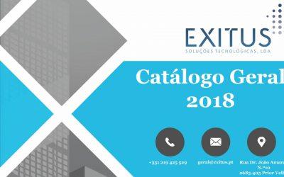 Catálogo Geral de Escritório 2018