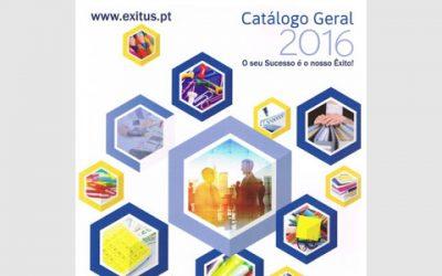 Catálogo Geral de Escritório 2016