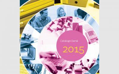 Catálogo Geral de Escritório 2015
