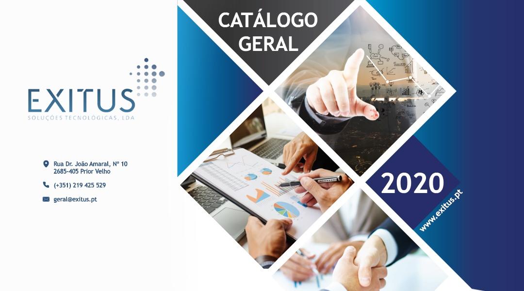 CATÁLOGO GERAL DE ESCRITÓRIO 2020